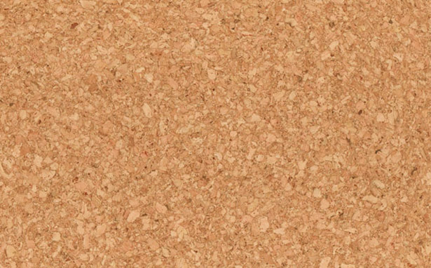 OMLIN FD01 Classic Sand Wood Effect Adhesive Cork Tiles