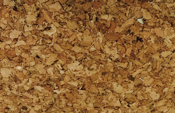 OMLIN FK02 Shell Water Resistant  Floating Cork Flooring